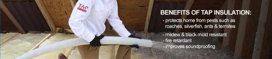 tap insulation phoenix and mesa az